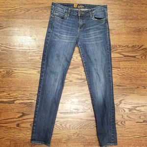 Size 4 Kut from the Kloth jeans. Like new!